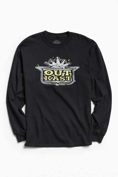 Outkast Logo Long Sleeve Tee