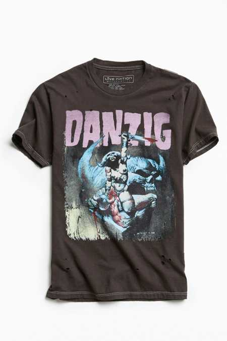 Danzig III How The Gods Tee