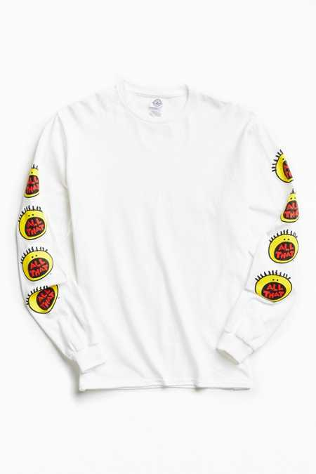 All That Logo Long Sleeve Tee