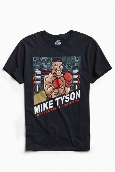Digital Mike Tyson Tee