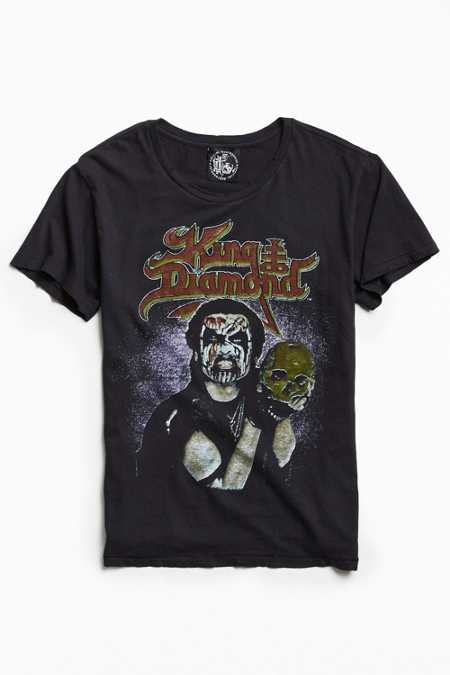 King Diamond 1989 Conspiracy Tour Tee