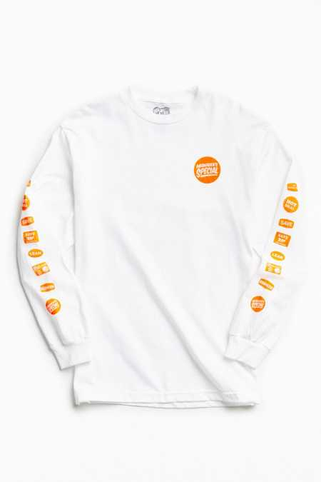 Manager's Special Label Long Sleeve Tee