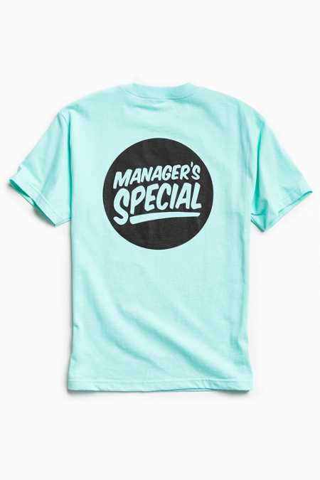 Manager's Special Logo Tee