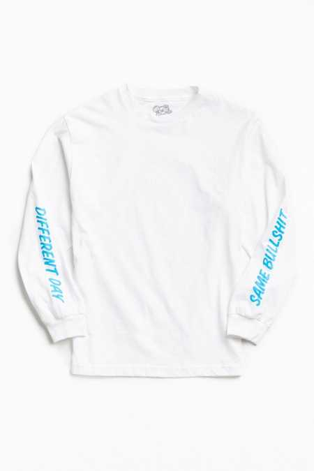 Manager's Special Different Day Long Sleeve Tee