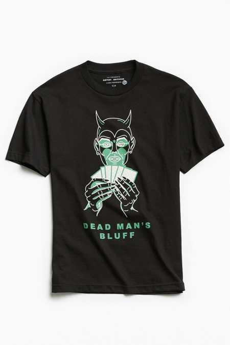 UO Artist Editions Chris Morrison Devil's Deal Tee
