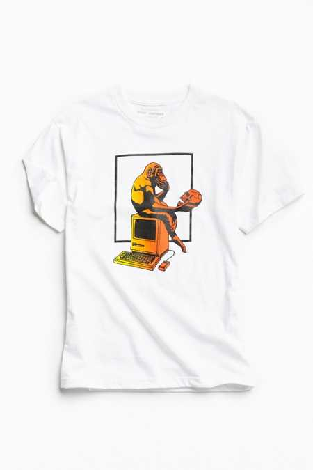 UO Artist Editions Dale Dreiling The Thinker Tee
