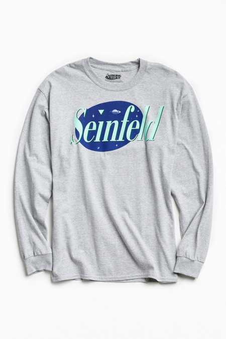 Seinfeld Logo Long Sleeve Tee