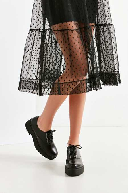 Jeffrey Campbell Baird Platform Oxford