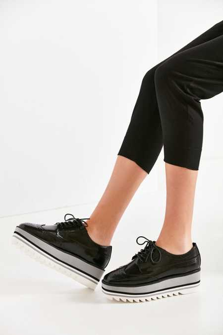 Jeffrey Campbell Eliot Platform Oxford