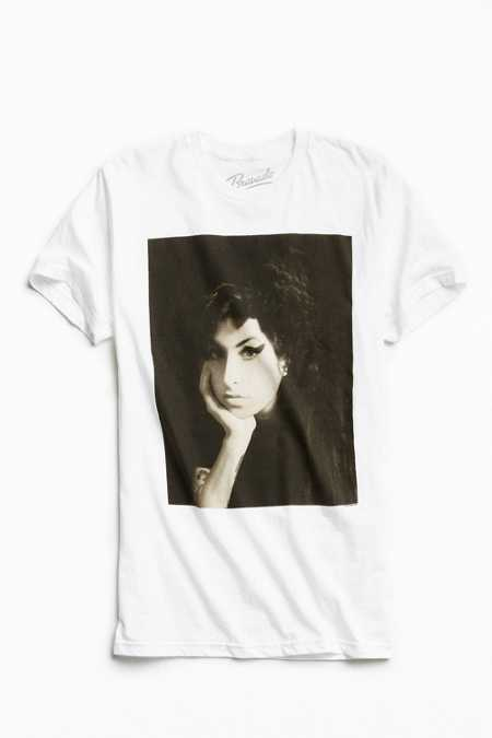 Amy Winehouse Photo Tee