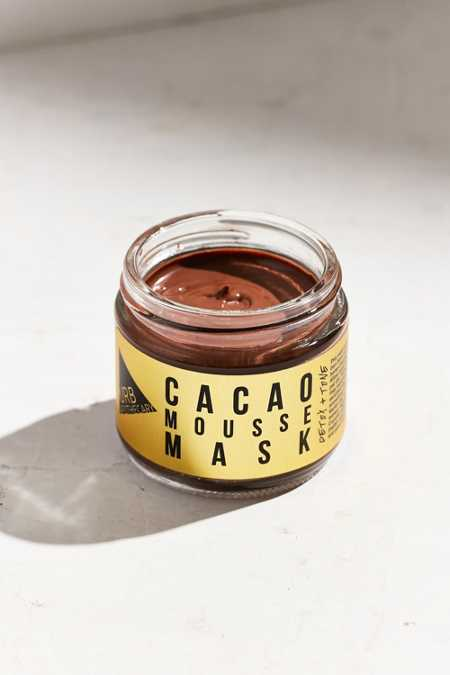 URB Apothecary Cacao Mousse Mask