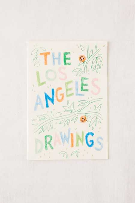 The Los Angeles Drawings By Liana Jegers