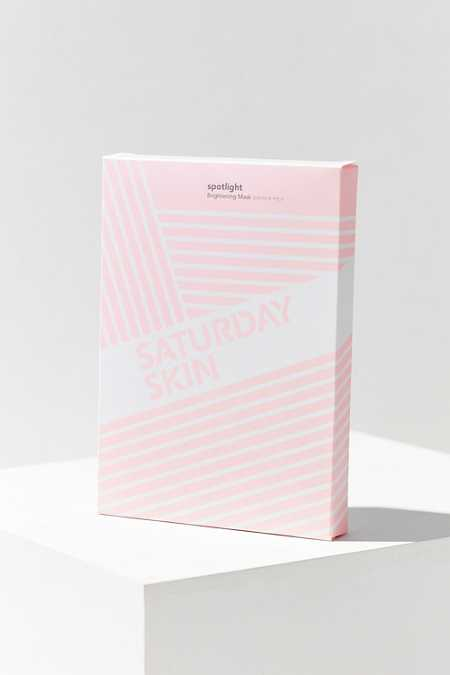 Saturday Skin Sheet Mask 5 Pack