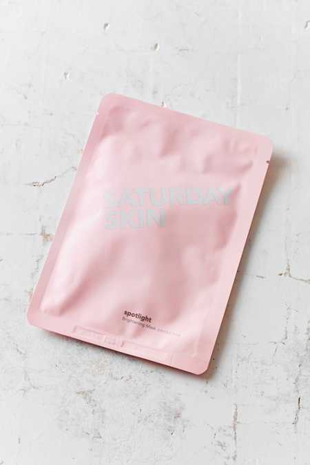 Saturday Skin Individual Sheet Mask