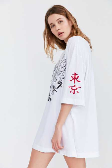 Truly Madly Deeply Tokyo Tiger Tee