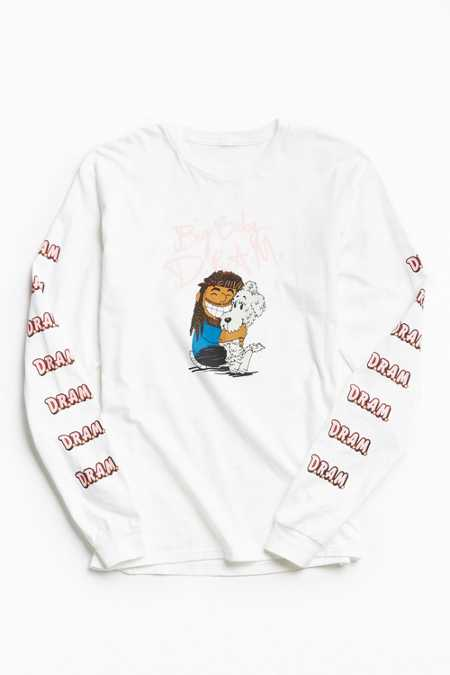 Big Baby D.R.A.M. Long Sleeve Tee