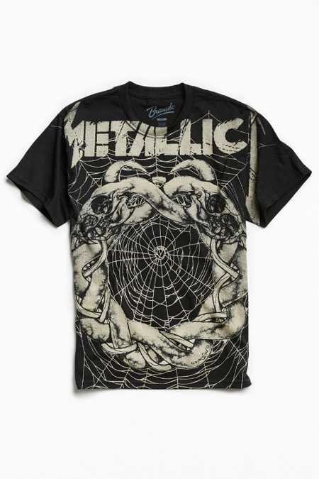 Metallica Pushead Tee
