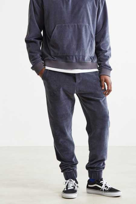 UO Velour Jogger Pant