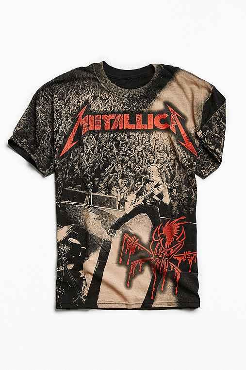 Metallica Live Tee,MULTI,S