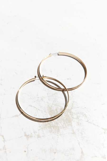 Geri Statement Hoop Earring