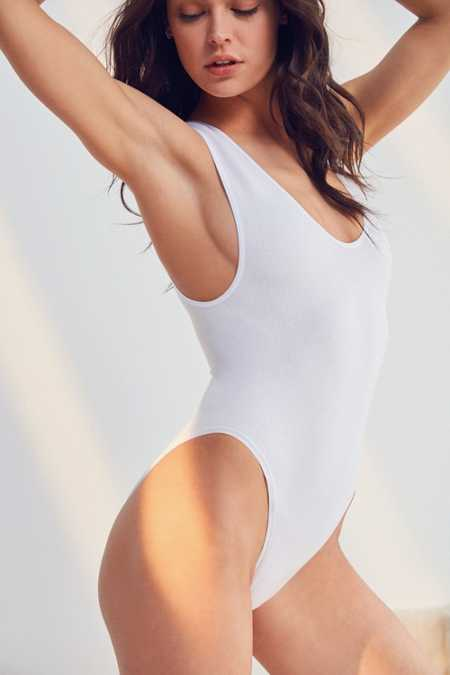 Out From Under Micah Seamless Ribbed Bodysuit