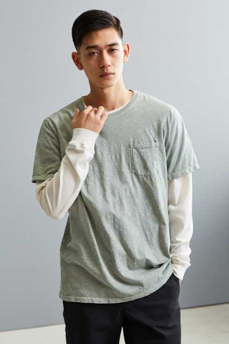 Katin Base Slub Pocket Tee