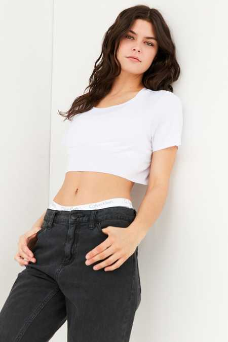 Out From Under Extreme Cropped Tee