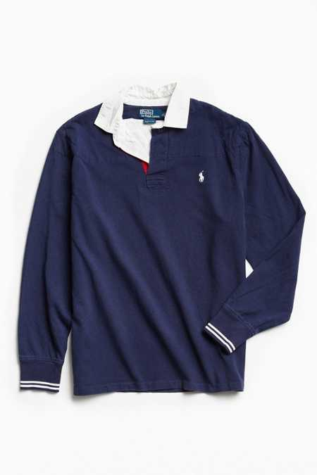 Vintage Polo By Ralph Lauren Rugby Shirt