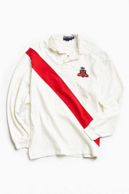 Vintage Ralph Lauren Polo Sport Rugby Shirt