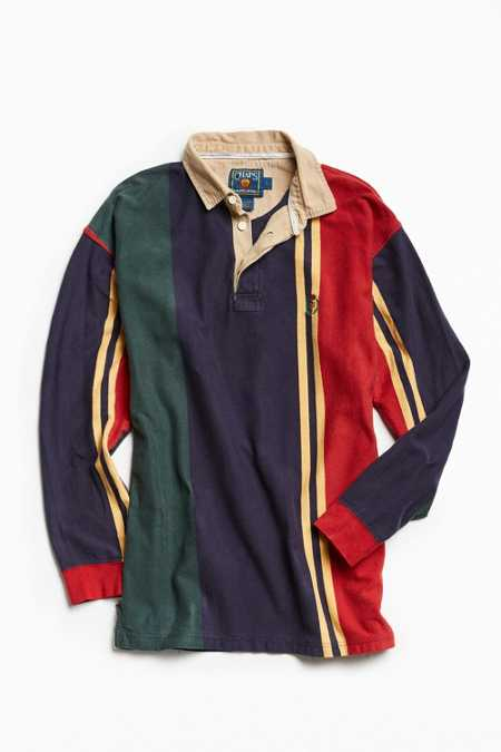 Vintage Chaps Rugby Shirt