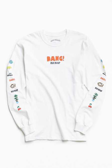 Mac Miller Long Sleeve Tee