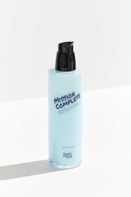 Touch In Sol Mission Complete Waterproof Sensitive Cleanser