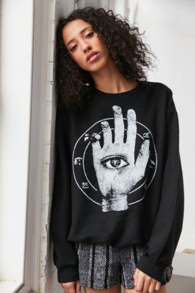 Magic Hand Crew-Neck Sweatshirt