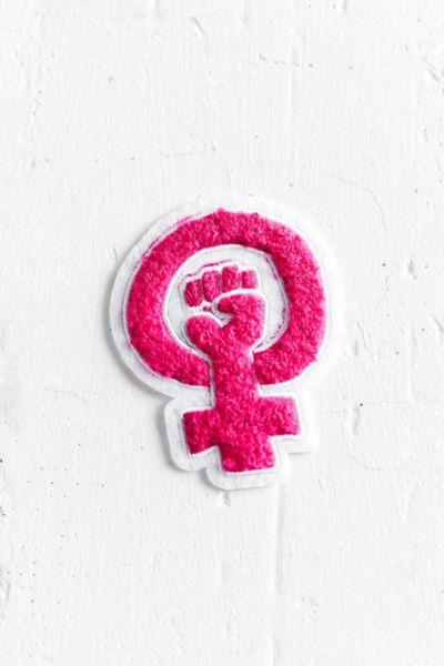 Felt Good Co. Feminist Fist Patch