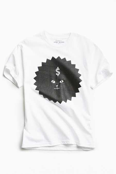 UO Artist Editions William Keihn Scratch Off Tee