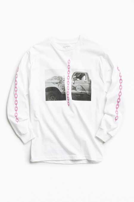UO Artist Editions William Keihn SFT Limits Long Sleeve Tee