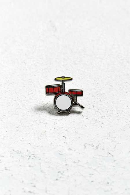 UO Drums Pin