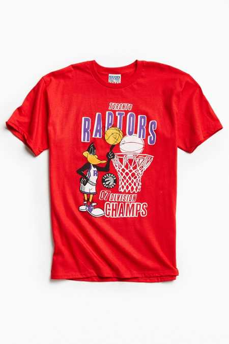 Junk Food Looney Tunes Toronto Raptors Tee
