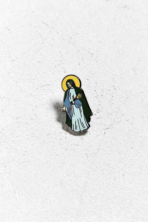 Pintrill Virgo Pin,BLUE,ONE SIZE