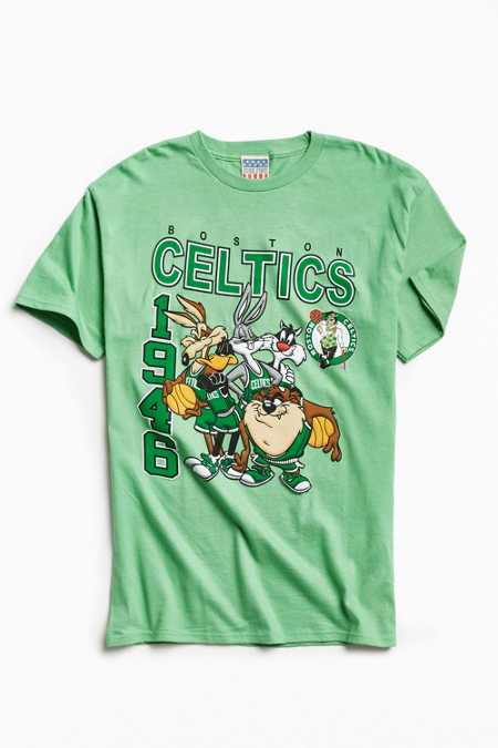 Junk Food Looney Tunes Boston Celtics Tee