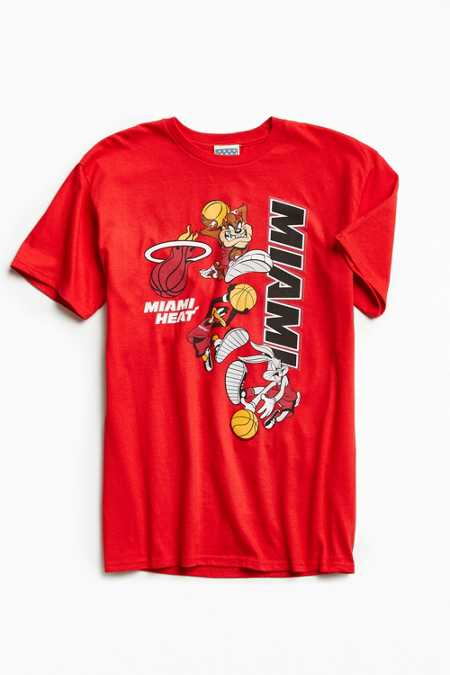 Junk Food Looney Tunes Miami Heat Tee
