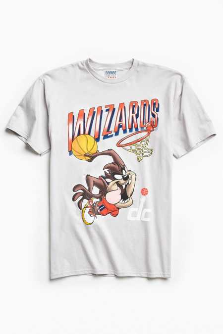 Junk Food Looney Tunes Washington Wizards Tee