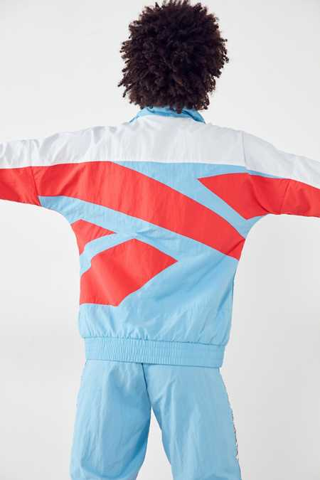 Reebok Colorblock Vector Track Jacket