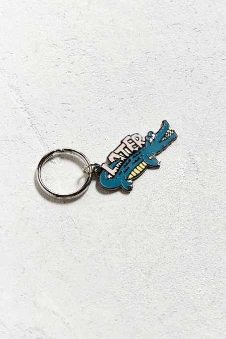Valley Cruise Press Later Gator Keychain