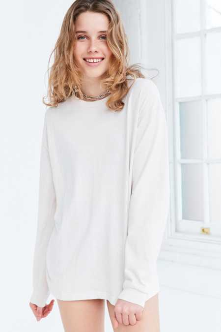 BDG Tomboy Long-Sleeve Tee