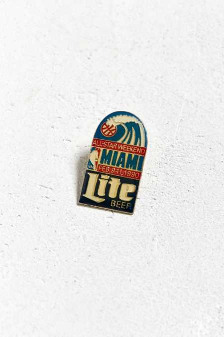 Vintage 1990 NBA All-Star Weekend Pin