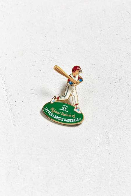 Vintage Little League Baseball Pin