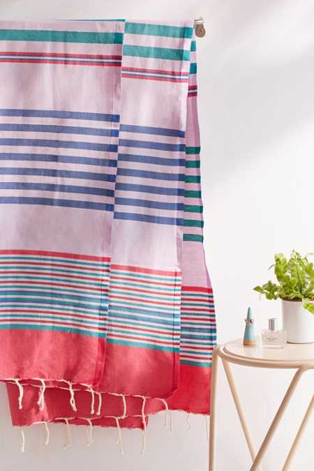 Sydney Striped Fouta Towel