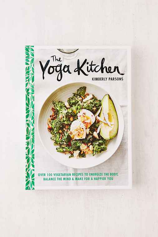 The Yoga Kitchen By Kimberly Parsons,ASSORTED,ONE SIZE