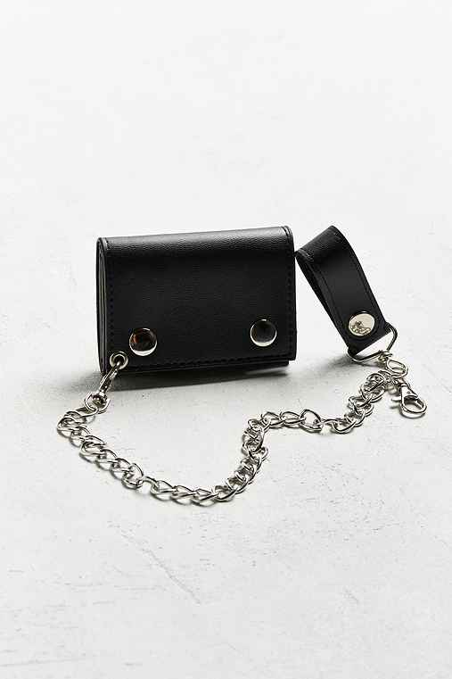 UO Chain Wallet,BLACK,ONE SIZE